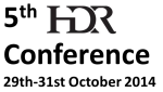 5th HDR Conference