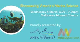 Showcasing Victoria's Marine Science