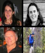 Mylene M., Kate B., Bill B. & Vincent C.