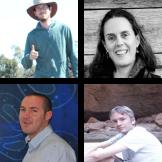Adam C., Kate B., Craig S. and Matthew S.