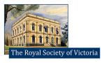Royal Society Victoria