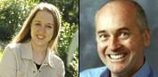 Kelly M. and Geoffrey W.